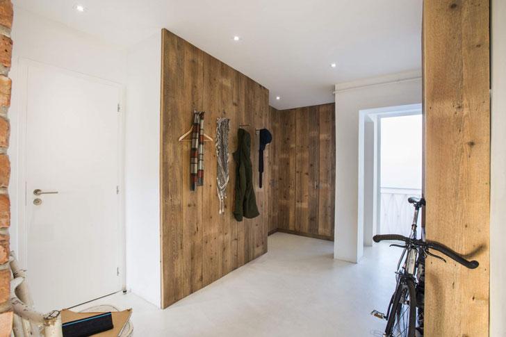 Квартира для творческого человека