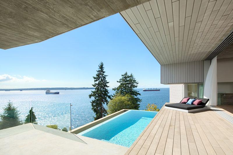 Дом с видом на гавань