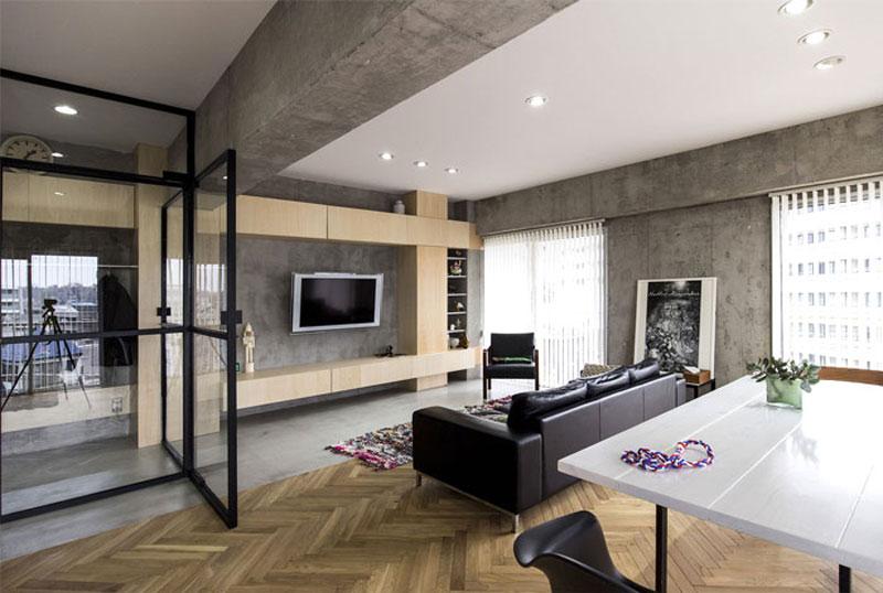 Лофт квартира