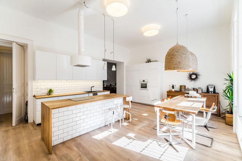 Квартира с кухней икеа