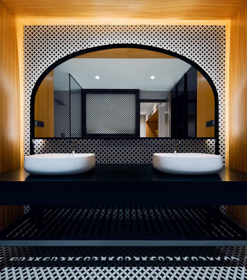 Интерьер квартиры в Индии