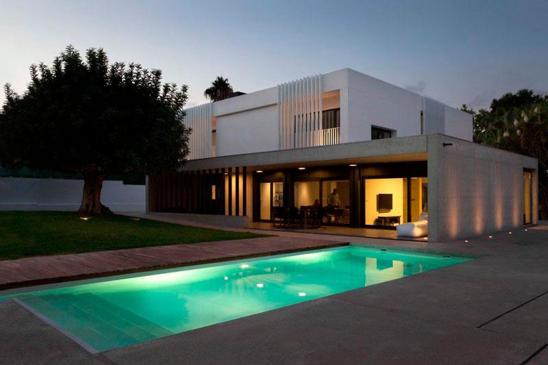 Резиденция в стиле лофт